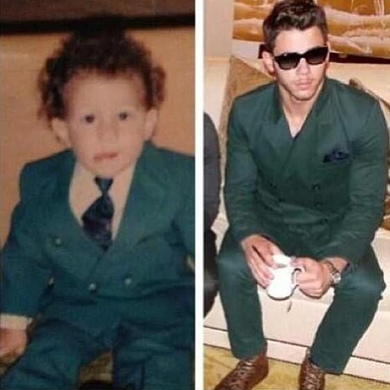 Nick Jonas, Instagram