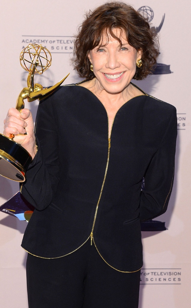 Lily Tomlin, Creative Arts Emmys
