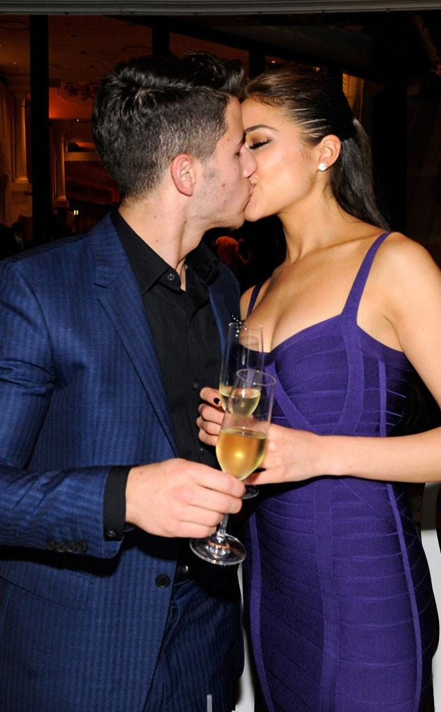 Nick Jonas, Olivia Culpo, 21st Birthday, Botero, XS