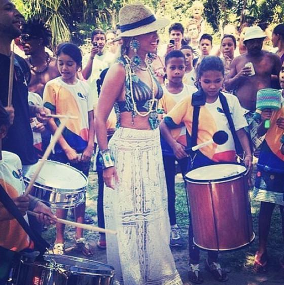 Beyonce, beyonce brasil