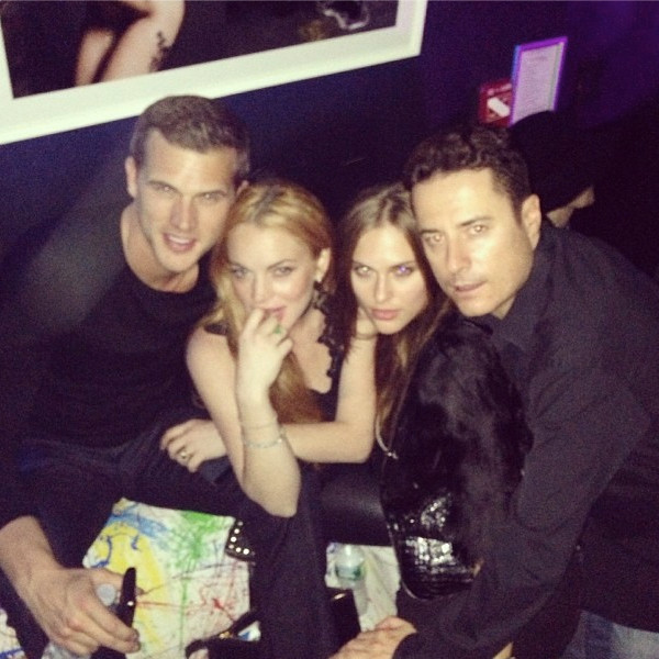 Lindsay Lohan, Matt Nordgren