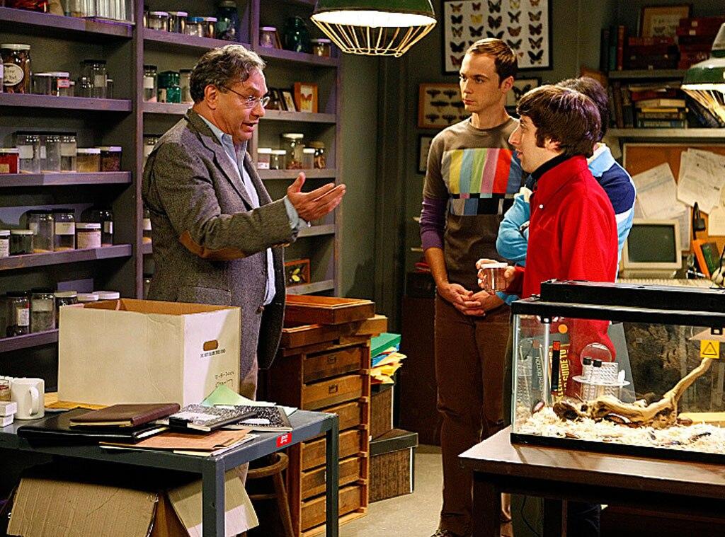 Big Bang Theory Guest Stars, Lewis Black