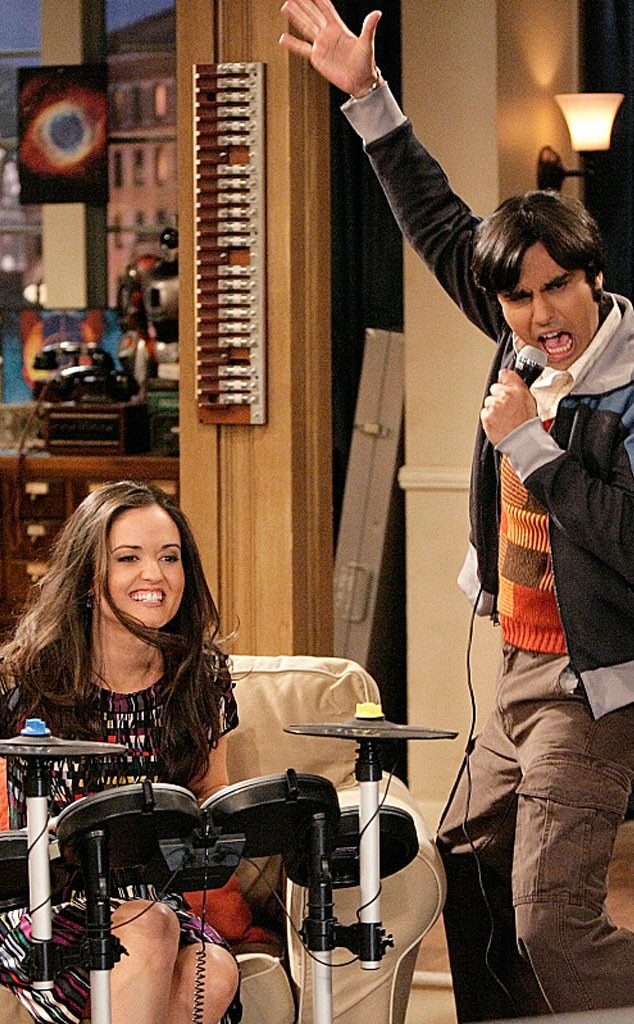 Big Bang Theory Guest Stars, Danica McKellar