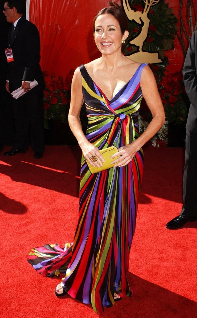 Patricia Heaton, Emmys Worst Dressed