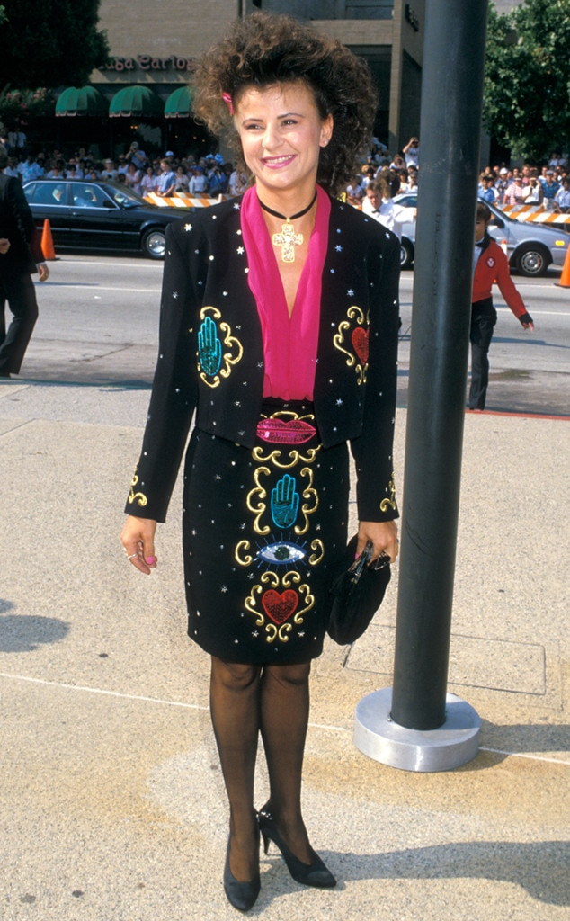 Tracey Ullman, Emmys Worst Dressed