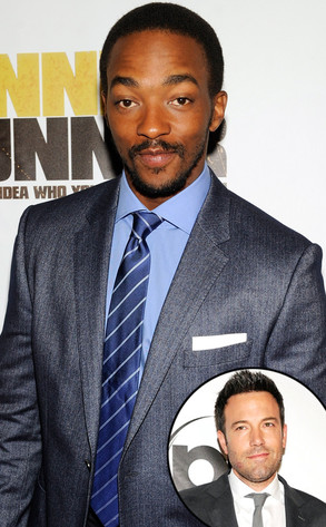 Anthony Mackie, Ben Affleck