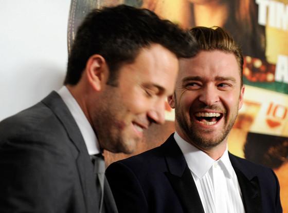 Ben Affleck, Justin Timberlake