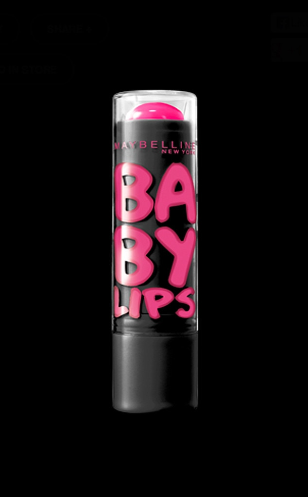 Maybelline Baby Lips Electro Lip Balm in Strike A Rose, Sponsored Gallery