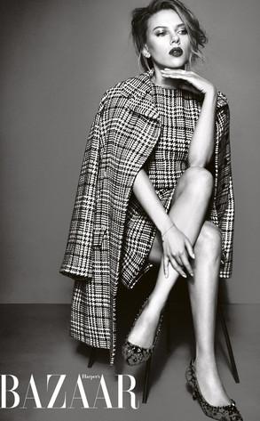 Scarlett Johansson, Harper's Bazaar