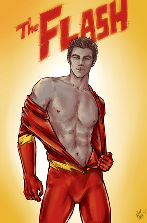 zephyrianboom, The Flash