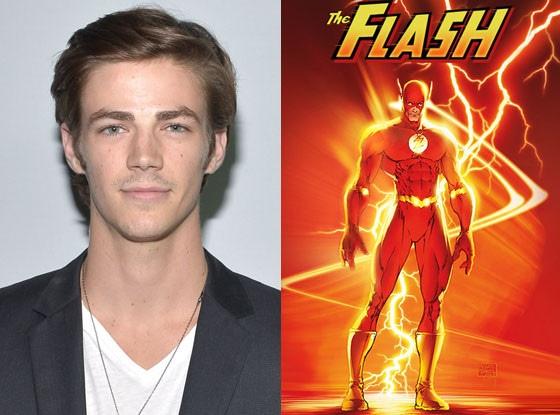 Grant Gustin, The Flash