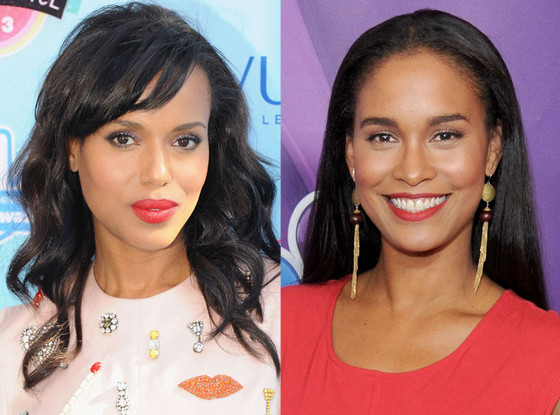 Joy Bryant, Kerry Washington