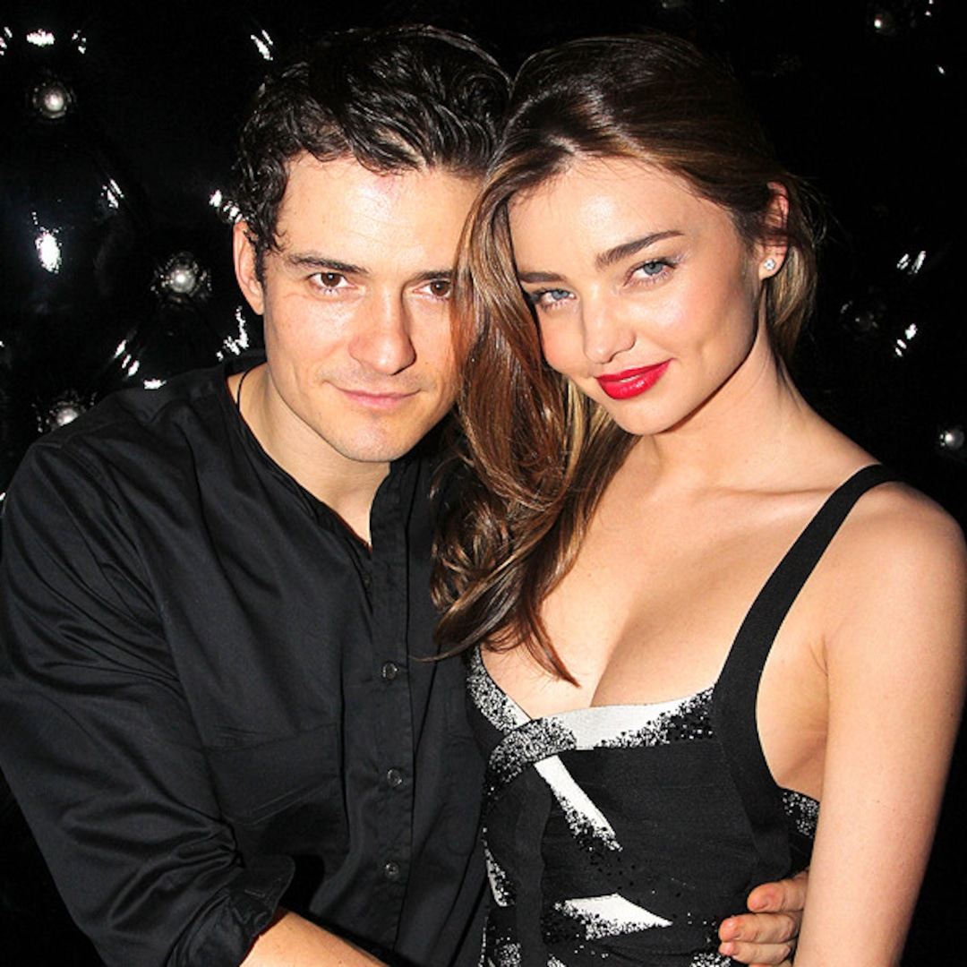 Orlando Bloom and Miranda Kerr Split: A Timeline of Their Romance - E!  Online