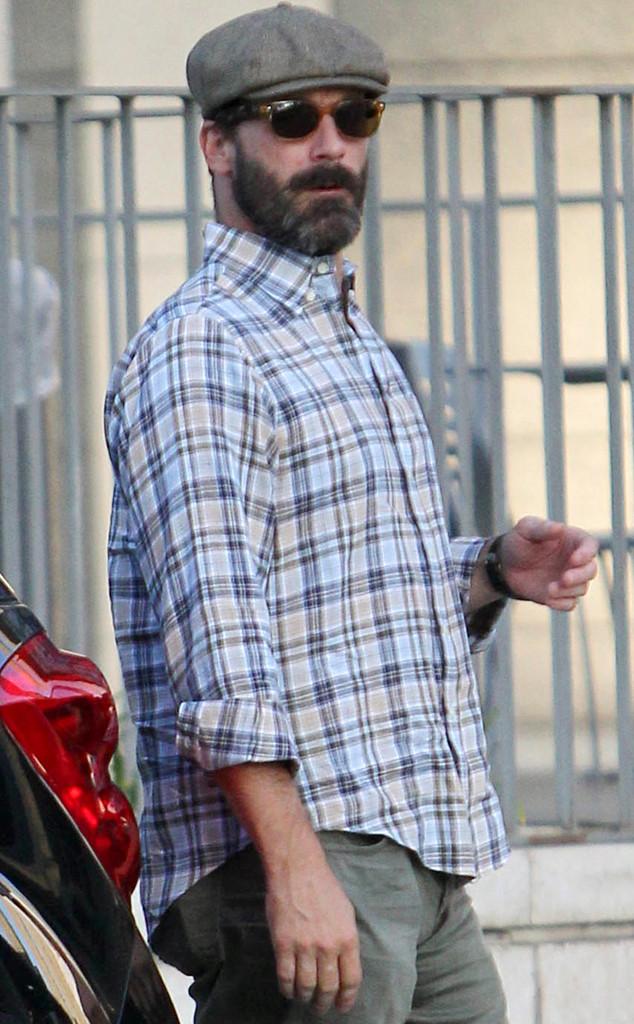Jon Hamm, Beard