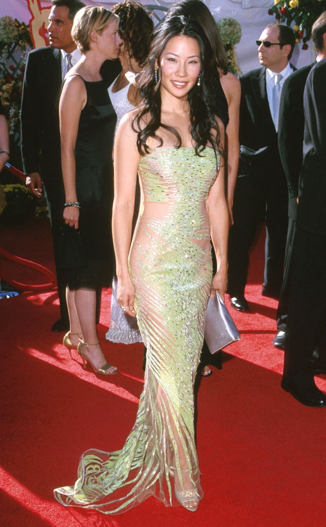 Lucy Liu, Worst Dressed Emmys