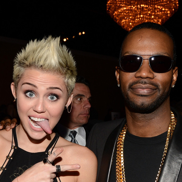 Miley Cyrus, Juicy J