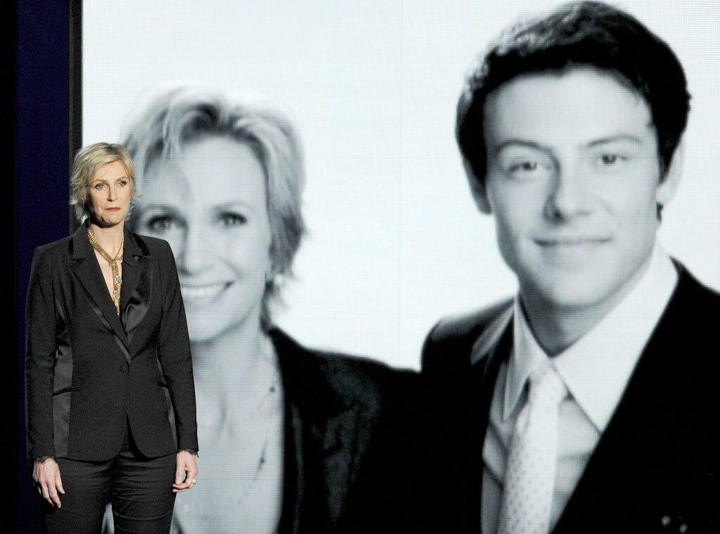 Emmy Awards Show, Jane Lynch