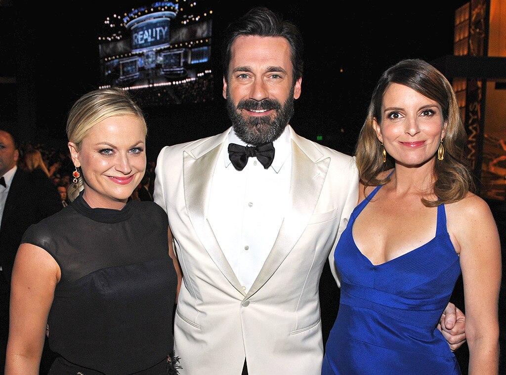 Amy Poehler, Jon Hamm, Tina Fey, Emmy Awards, 2013, Audience