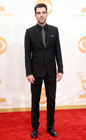 Zachary Quinto , Emmy Awards, 2013