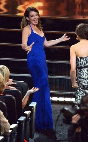 Emmy Awards Show, Tina Fey