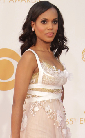 Kerry Washington, Emmy Awards, 2013