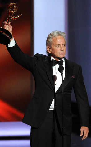 Michael Douglas, Emmy Awards Show