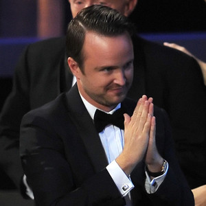 Breaking Bad Cast, Emmy Awards Show, Aaron Paul