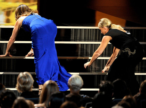Tina Fey, Amy Poehler, Emmy Awards Show