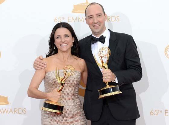Julia Louis-Dreyfus, Tony Hale