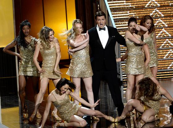 Nathan Fillion, Emmy Awards Show