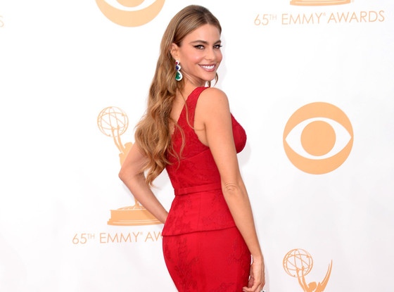 Sofia Vergara, Emmy Awards