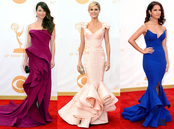 Supersize Ruffles, Julie Bowen, Linda Cardellini, Rocsi Diaz, Emmy Awards
