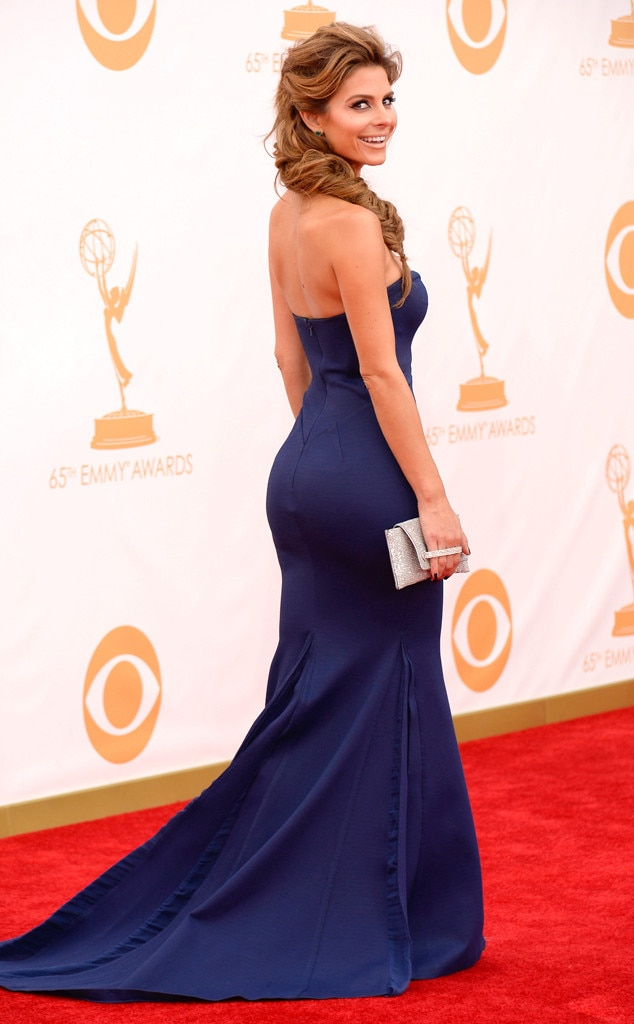 Maria Menounos, Emmy Awards 2013