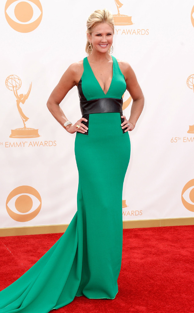 Nancy O'Dell, Emmy Awards 2013