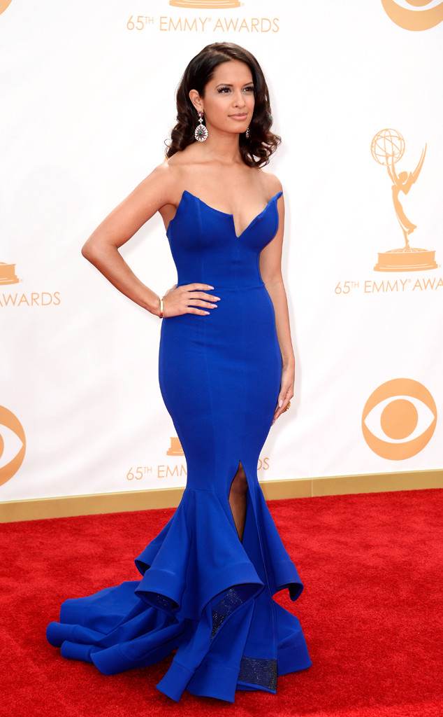 Rocsi Diaz, Emmy Awards, 2013