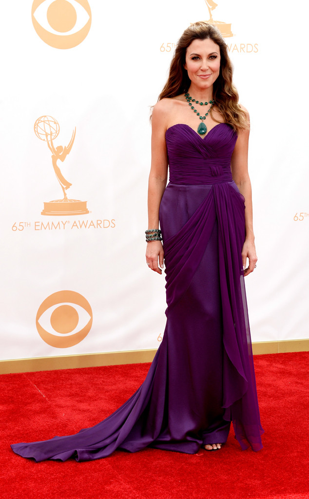 Thea Andrews, Emmy Awards, 2013