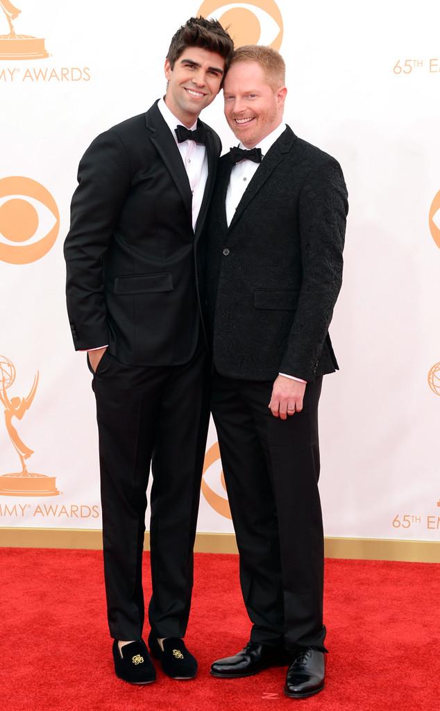Jesse Tyler Ferguson, Justin Mikita , Emmy Awards, 2013
