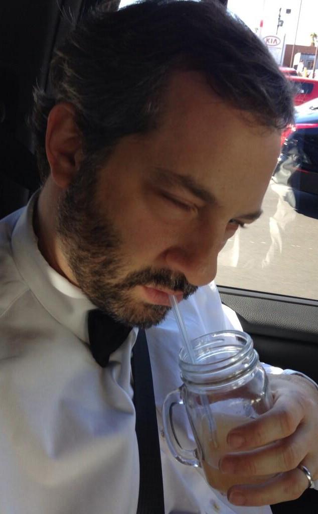 Judd Apatow, Emmy Awards 2013, Twitter, emmy twitpics