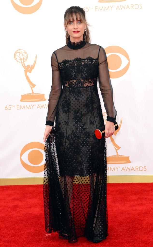 Amanda Peet, Emmy Awards, 2013