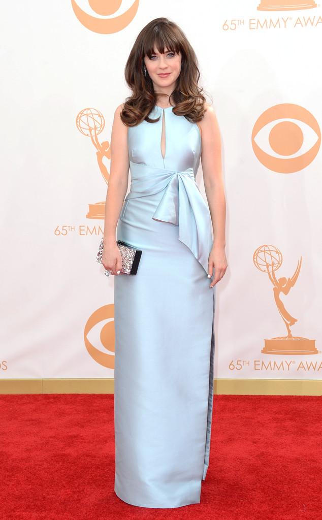 Zooey Deschanel, Emmy Awards, 2013