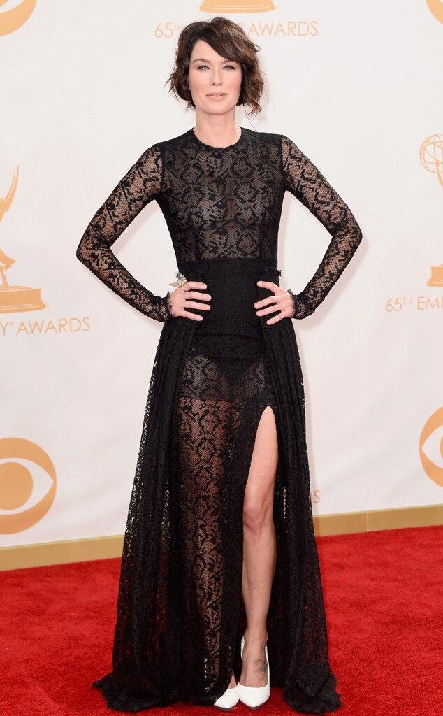 Lena Headey, Emmy Awards, 2013