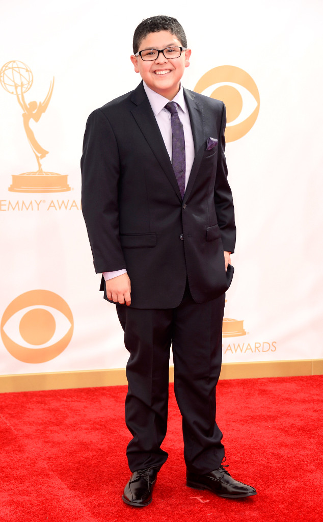 Rico Rodriguez, Emmy Awards, 2013