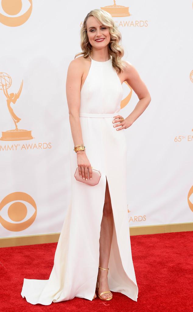 Taylor Schilling, Emmy Awards, 2013