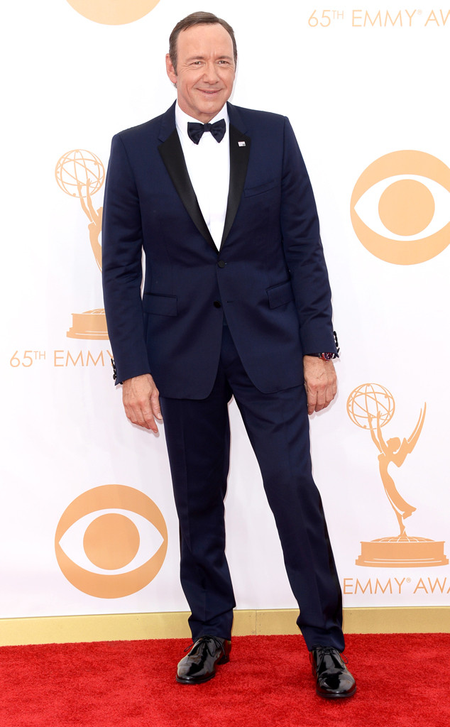 Kevin Spacey, Emmy Awards, 2013