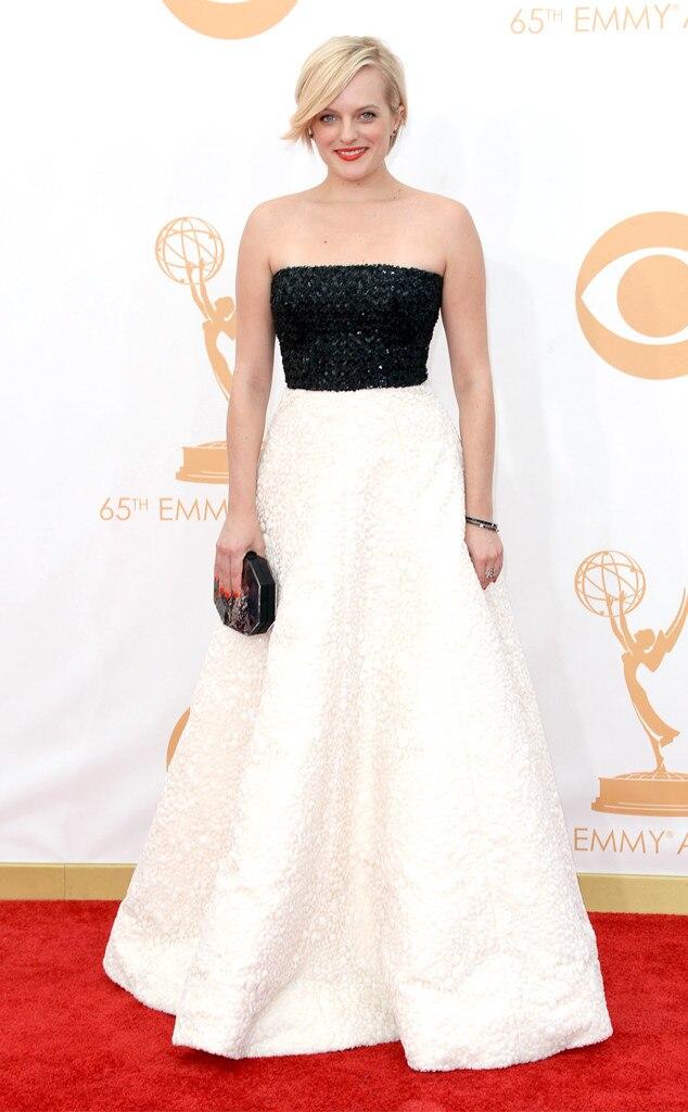 Elisabeth Moss, Emmy Awards, 2013