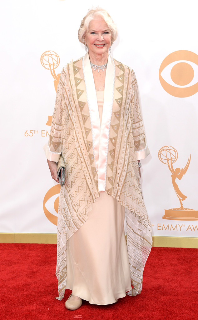 Ellen Burstyn, Emmy Awards, 2013