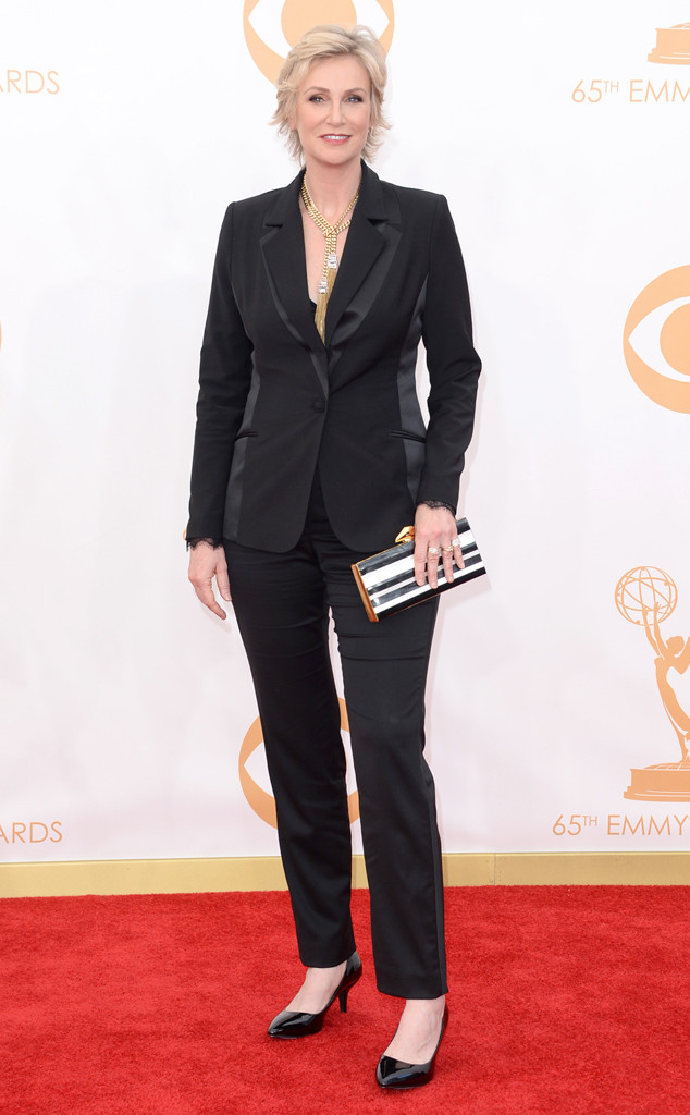 Jane Lynch, Emmy Awards, 2013