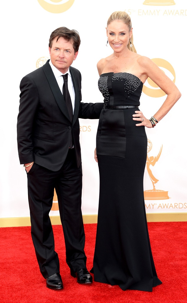 Michael J. Fox, Tracy Pollan, Emmy Awards, 2013, Long Term Couples