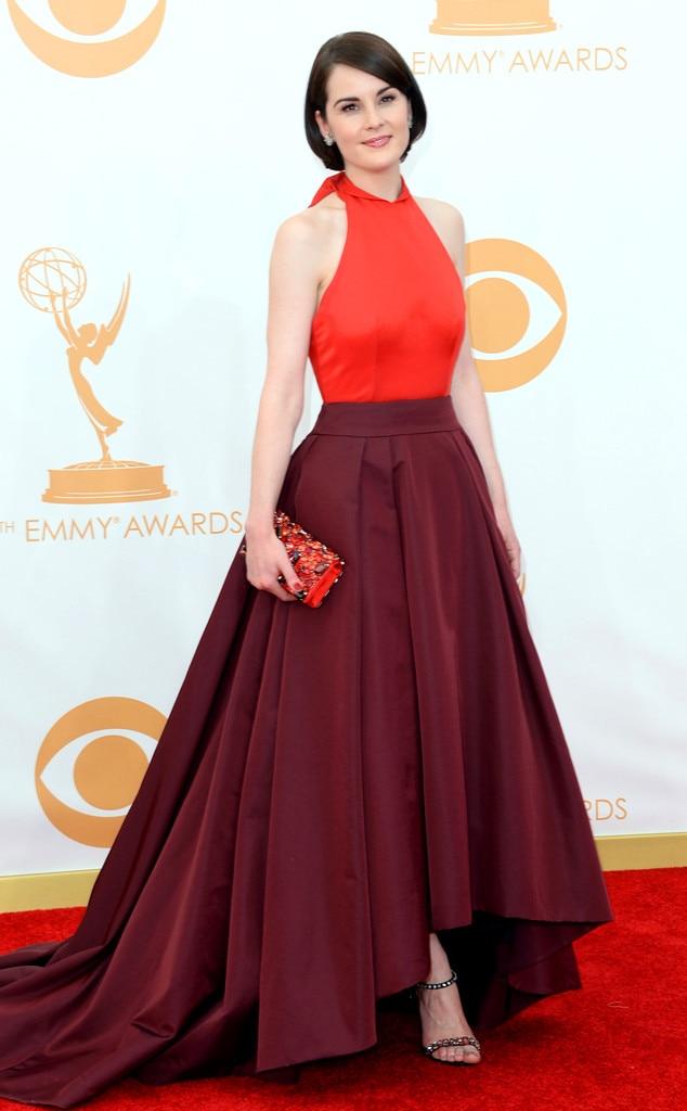 Michelle Dockery, Emmy Awards, 2013