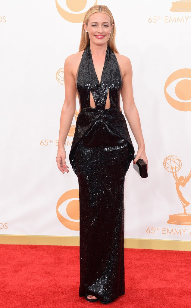 Cat Deeley, Emmy Awards, 2013